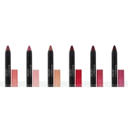 Korres New Twist Lipstick Raspberry Βατόμουρο Μοναδική Κάλυψη, Χωρίς να Ξηραίνει τα Χείλη 2,50mL