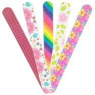 Δώρο Λίμα Νυχιών Χάρτινη σε Διάφορα Σχέδια & Χρώματα 1 Τεμάχιο