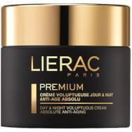 Lierac Premium Creme Original Texture Ημέρας-Νύχτας 24ωρη Aνυπέρβλητη Κρέμα Απόλυτης Αντιγήρανσης Λειαίνει, Συσφίγγει 50ml