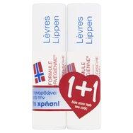 Neutrogena Norwegian Formula Lip Stick Επανορθώνει απο την Πρώτη Χρήση 1+1 Δώρο 4,8gr