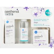 Medisei Panthenol Extra Πακέτο Προσφοράς Face & Eye Serum 30ml & Δώρο Face & Eye Cream 50ml & Micellar True Cleanser 100ml