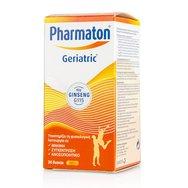 Pharmaton Geriatric Συμπλήρωμα Διατροφής με Συνδυασμό Βιταμινών Μετάλλων Ιχνοστοιχείων & Ginseng G115, 30 Tabs