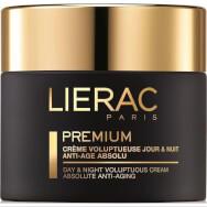 Lierac Premium Creme Original Texture Ημέρας-Νύχτας 24ωρη Aνυπέρβλητη Κρέμα Απόλυτης Αντιγήρανσης Λειαίνει & Συσφίγγει 50ml