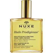Nuxe Huile Prodigieuse Ξηρό Λάδι Ενυδάτωσης & Λάμψης για Πρόσωπο-Σώμα-Μαλλιά 50ml
