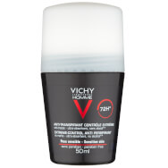Vichy Homme Deodorant Anti-Perspirant 72H Extrreme Control Αποσμητικό κατά της Έντονης Εφίδρωσης 50ml