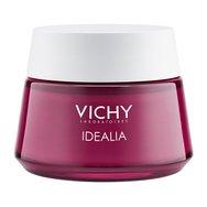 Vichy Idealia Κρέμα Προσώπου Για Λάμψη Και Λείανση Των Ρυτίδων 50ml