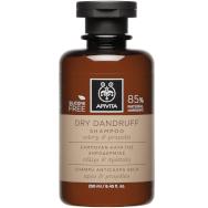 Dry Dandruff Shampoo With Celery & Propolis 250ml - Apivita