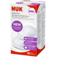 Nuk Ultra Dry Επιθέματα Στήθους 30 τεμάχια 10.252.123