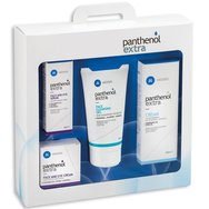 MediSei Panthenol Extra Promo Serum 30ml +Face&Eye Cream 50ml +Face Cleansing Gel 150ml +Cream για Ερεθισμένα Δέρματα 100ml