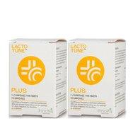 Lactotune Promo Plus Συμπλήρωμα Διατροφής για την Πρόληψη Διάρροιας & Εντερικών Λοιμώξεων  Δώρο 1+1, 2x10Caps