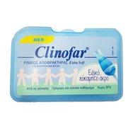 Clinofar Extra Soft Ρινικός Αποφρακτήρας με Ειδικό Εύκαμπτο Άκρο + 5 Προστατευτικά Φίλτρα