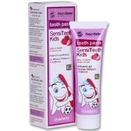 Frezyderm SensiTeeth Kids Tooth Paste 1.000ppm Οδοντόκρεμα Κατά της Τερηδόνας για Παιδιά Από 6 Ετών 50ml
