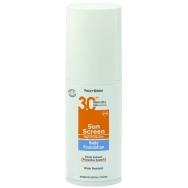 Frezyderm Sun Screen Body Foundation Spf30 Επικαλυπτικό Αντηλιακό Γαλάκτωμα Σώματος Υψηλής Προστασίας 50ml