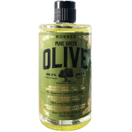 Pure Greek Olive 3 In 1 Nourishing Oil Face, Body, Hair 100ml - Korres