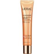 Lierac Sunissime Fluide Protecteur Energisant Anti-âge Global Spf50+ Αντηλιακή, Αντιγηραντική Λεπτόρρευστη Κρέμα Προσώπου 40ml