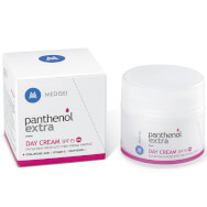 Medisei Panthenol Extra Day Cream Ενυδατική, Προστατευτική Κρέμα Ημέρας Με Υαλουρονικό Οξύ 50ml