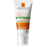 La Roche-Posay Anthelios Anti-brillance Tinted Spf50+ Αντηλιακή Gel Κρέμα Προσώπου με Χρώμα για Ματ Αποτέλεσμα 50ml