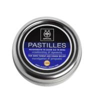 Apivita Pastilles Παστίλιες Για Τον Πονεμένο Λαιμό Και Το Βήχα Με Ευκάλυπτο & Πρόπολη 45g