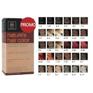 Apivita Βαφές Μαλλιών Natures Hair Color Με Μέλι & Ηλίανθο Προσφορά - 20%