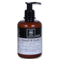 Hand & Body Moisturizing Lotion With Olive & Honey 300ml - Apivita