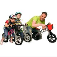 FirstBIKE Ποδήλατο Ισορροπίας Aπό 22 Μηνών Έως 5 Ετών σε Χρώμα Πράσινο