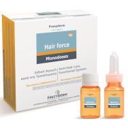 Frezyderm Hair Force Monodose Day/Night Αμπούλες για την Αντιμετώπιση της Τριχόπτωσης 14 x10ml