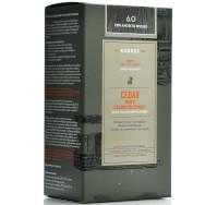 Korres Cedar Ανδρική Βαφή Μαλλιών Κέδρος, Προσφέρει Φυσικό Αποτέλεσμα στην Κάλυψη των Λευκών & των Γκρίζων Μαλλιών 40ml