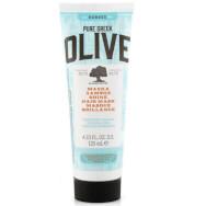 Korres Pure Greek Olive Μάσκα Λάμψης για Κανονικά Μαλλιά 125ml