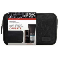 Lierac Πακέτο Προσφορές Homme Premium Fluide Anti-Age Integral 40ml & Δώρο Gel Douche 3 σε 1 200ml & Nεσεσέρ