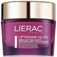 Lierac Liftissime Creme Nutri Κρέμα Επανασμίλευσης Προσώπου Ημέρας-Νύχτας για Ξηρές-Πολύ Ξηρές Επιδερμίδες 50ml