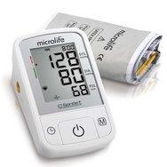 Microlife BP A2 Basic Ψηφιακό Πιεσόμετρο Μπράτσου με Τεχνολογία PAD για Ανίχνευση Αρρυθμιών Κατά την Διάρκεια της Μέτρησης