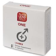 Nutralead One με Εκχυλίσματα Epimedium ,Rhodiola , L-Αργινίνη ,Τζίνσενγκ & Ψευδάργυρο ,2 κάψουλες