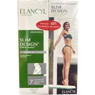 Elancyl Duo Slim Design κατά της Κυτταρίτιδας 2X200ml Πακέτο Προσφοράς -30%