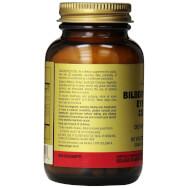 Solgar Bilberry Ginkgo Eyebright Complex Συμπλήρωμα Διατροφής με Πολλαπλά Οφέλη στην Διατήρηση της Υγείας των Ματιών 60veg.caps