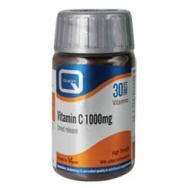 Quest Vitamin C 1000mg Timed Release Συμπλήρωμα Διατροφής Βιταμίνης C σε Συνδυασμό με Βιοφλαβονοειδή