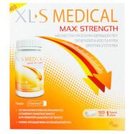 XLS Medical Max Strength για τον Έλεγχο του Σωματικού Βάρους 120caps